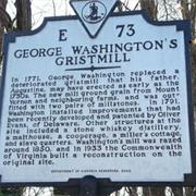 George Washington's Gristmill Historical State Park
