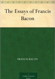Francis Bacon (Essays)