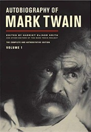 Autobiography of Mark Twain, Vol. 1 (Mark Twain)