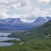 Abisko National Park, Sweden