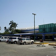 ACA - General Juan N. Alvarez International Airport (Acapulco)