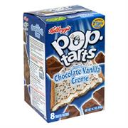 Chocolate Vanilla Creme Pop Tart