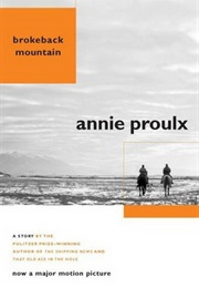 Brokeback Mountain (Annie Proulx)