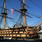 Portsmouth Historic Dockyard (Portsmouth, UK)