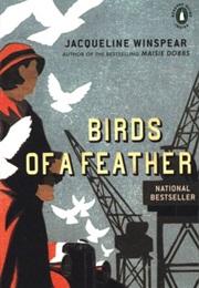 Birds of a Feather (Jacqueline Winspear)