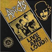 The Adicts - Live and Loud