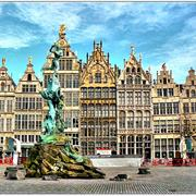 Grand Place, Antwerp, Belgium