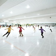 Visit an Ice Skating Rink