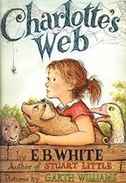 Charlotte's Web - EB White (E.B. White)