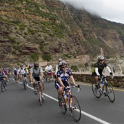 Do the Cape Town Cycle Tour