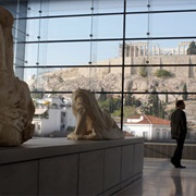The Acropolis Museum (Athens, Greece)