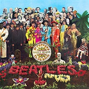 Sgt Peppers Lonely Hearts Club Band (The Beatles, 1967)