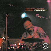The Tony Williams Lifetime - Emergency!