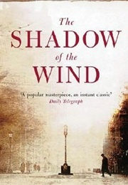 The Shadow of the Wind (Carlos Ruiz Zafón)