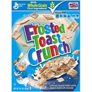 Frosted Toast Crunch