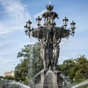 Bartholdi Park and Fountain