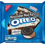 Mississippi Mud Pie Oreo