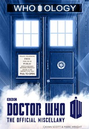 Doctor Who: Who-Ology (Cavan Scott)