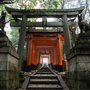 Visit a Shinto Shrine