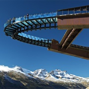 Glacier Skywalk, Canada