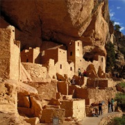 Mesa Verde National Park and the Cliff Palace