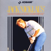 Jack Nicklaus' Greatest 18 Holes of Major Championship Golf