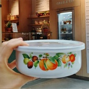 Bring Your Own Containers to Restaurants
