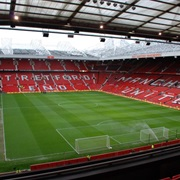 Old Trafford, Manchester - Manchester United