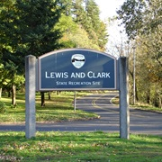 Lewis and Clark State Recreation Site, Oregon
