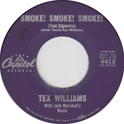 Smoke! Smoke! Smoke! (That Cigarette) - Tex Williams