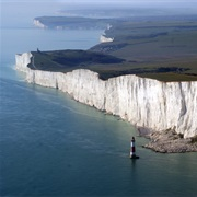 White Cliffs of Dover, South Downs, Beachy Head - UK
