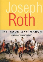 The Radetzky March (Joseph Roth)