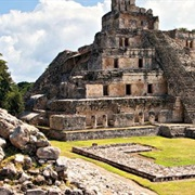 Ancient Maya City and Protected Tropical Forests of Calakmul, Campeche
