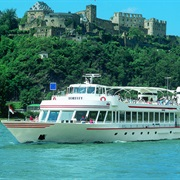 Admire German Castles During a Cruise of the Rhine River