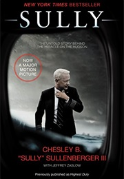 Sully: My Search for What Really Matters (Chesley B. Sullenberger)