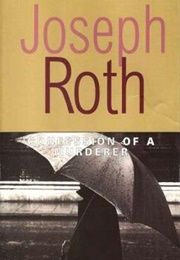 Confession of a Murderer (Joseph Roth)