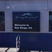Greyhound Station (San Diego, CA)