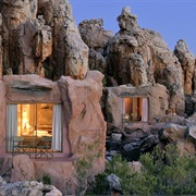 Stay in a Cave Hotel