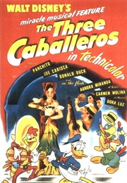 The Three Cabelleros (1944)