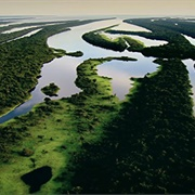 Amazon River - South America