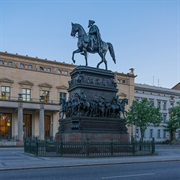 Equestrian Statue of Frederick the Great Berlin