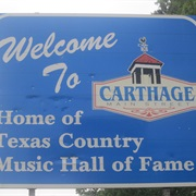 Carthage, Texas