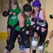 Attend a Roller Derby Game