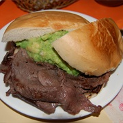 Churrasco Sandwich