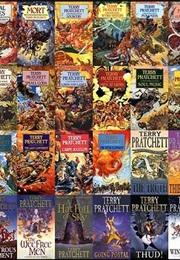 Discworld Series (Terry Pratchett)