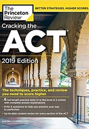 Cracking the ACT (Princeton Review)