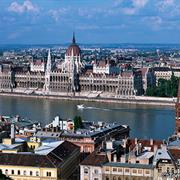 Budapest, Including the Banks of the Danube, the Buda Castle Quarter A