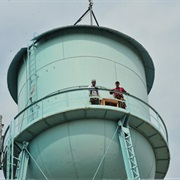 Climb a Water Tower