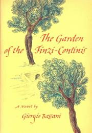 The Garden of the Finzi-Cortinis