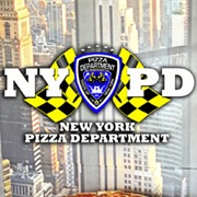 New York Police Department Pizza